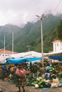 Sunday market Pisac