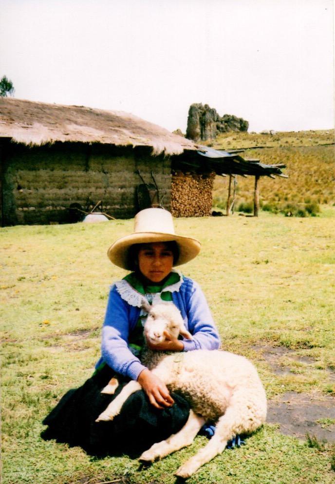 cumbemayo (analogue photo)